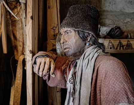 Bronzezeitliche Kleidung